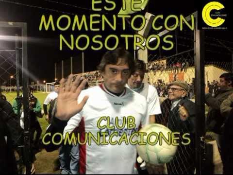 GOL DEL ENZO A COMUNICACIONES.