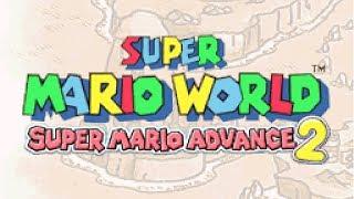 Super Mario World: Super Mario Advance 2 - GBA - Luigi Playthrough