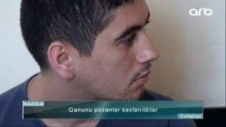 Azyaşlılara porno videolar satan şəxslər saxlanıldı - ARB TV