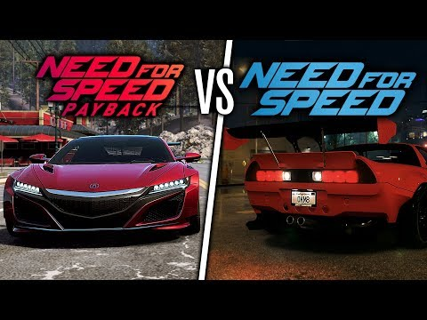 Is Need for Speed 2015 GRAPHICALLY better than Payback?