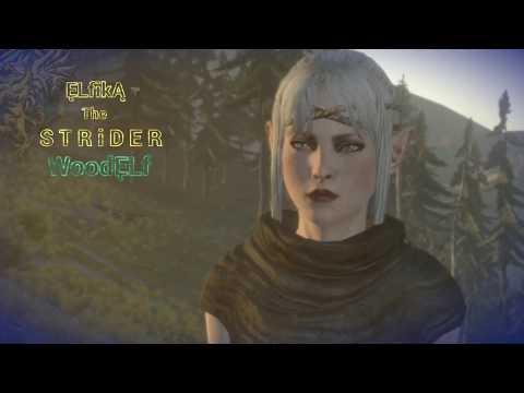 Dragon's Dogma: Dark Arisen | STRIDER Solo/Hard mode Run (1) a WOOD ELF Roleplay Playthrough PS4