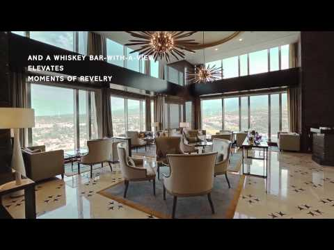 Discover The Ritz-Carlton, Almaty, A Luxury Hotel Rooted in Kazakh Culture