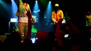 "Kendrick Lamar, Schoolboy Q ""P&P"" (Pussy and Patron). Key Club 2/10"