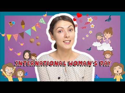 Russian Poem for International Women's Day, 8th of March from YouTube · Duration:  3 minutes 22 seconds
