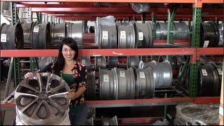Factory Original Honda Rims & OEM Honda Wheels – OriginalWheel.com