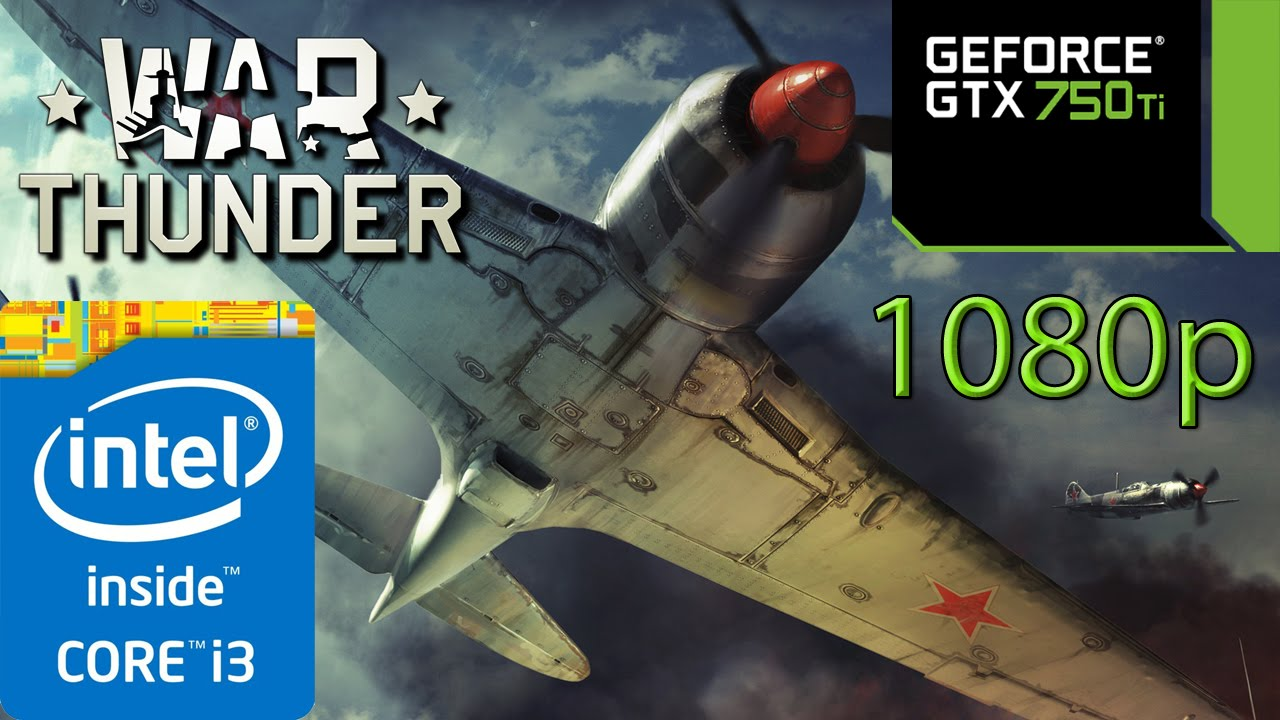 war thunder 750 ti