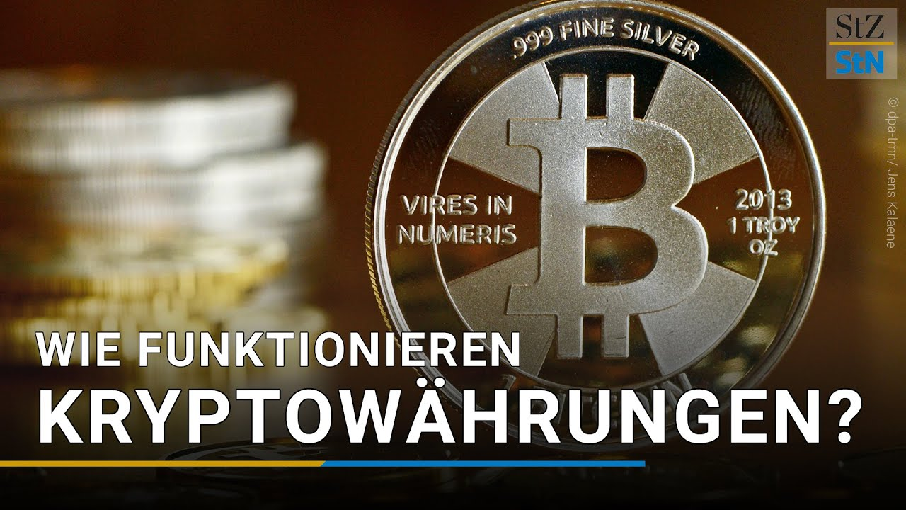 YouTube Wie funktioniert Cryptocurrency?