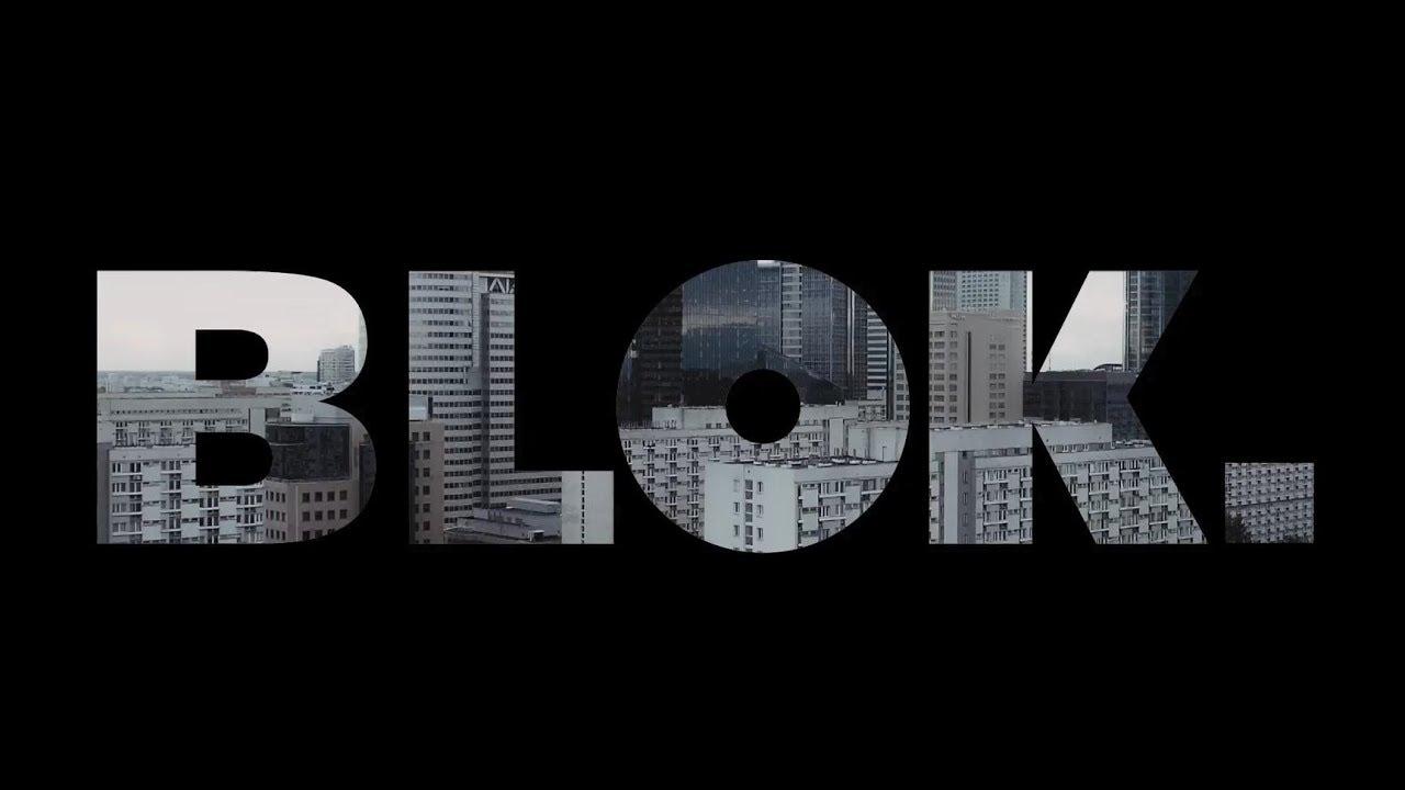 Blok.Architektura. Teaser. Reżyseria Tomasz Knittel