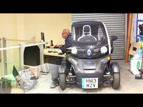FWG, The Twizy And The Big Auto Challenge