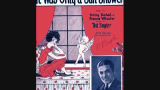 Annette Hanshaw - It Was Only a Sun Shower (1927)