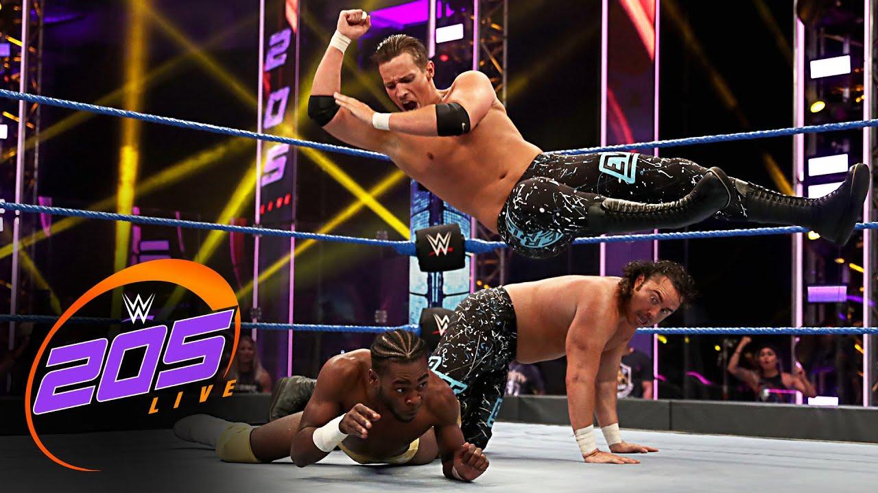 Leon Ruff & Adrian Alanis vs. Ever-Rise: 205 Live, June 12, 2020