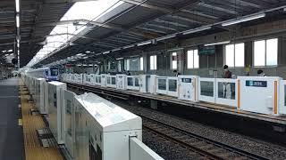 【試運転】半蔵門線18000系 あざみ野発車