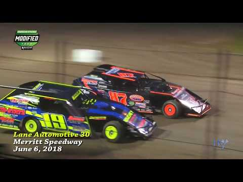 Poel Charges through the field, makes late pass to win #AEMODT Lane Automotive 30