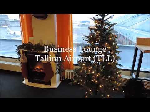Business Lounge, Tallinn Airport (TLL)