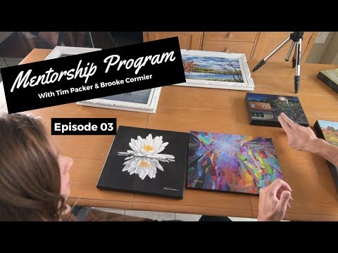 Brooke Gets Ready for Her First Show - Tim Packer Mentorship Program with Brooke Cormier: Episode 3