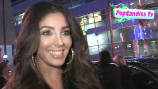 Melissa Molinaro - PopCandiesTV (Perez Hiltons Blue Ball Birthday in Hollywood)