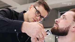 Оформление бороды по шагам с комментариями от Сергея Рудницкого