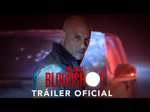 BLOODSHOT | Tráiler oficial subtitulado (HD) estrenos de cine de la semana 12/3/2020