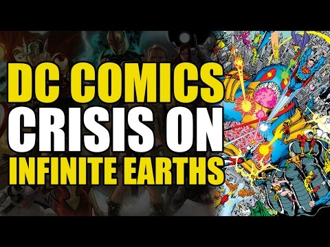 Death of Barry Allen The Flash (DC Comics: Crisis On Infinite Earths)