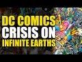 dc rebirth crisis on infinite earths