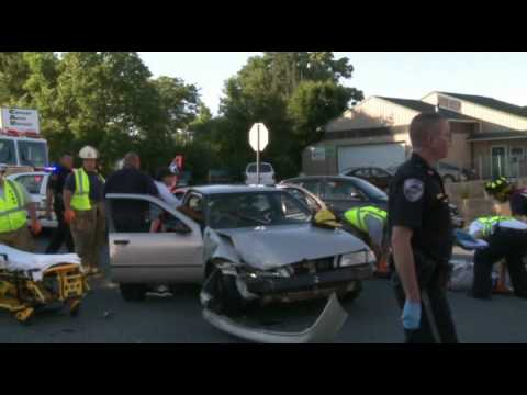 07.11.10 - Vehicle Accident, Coplay PA