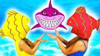 Baby Shark   Animal Songs from Super Elisa