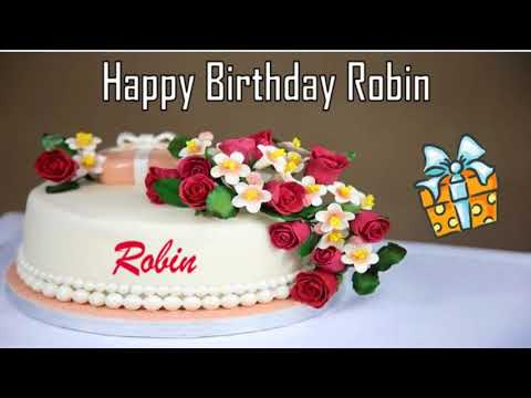 Happy Birthday Robin Image Wishes✔