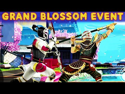 Shadow FIght 3. Grand Blossom Festival. Super Clutch Wins with Sun Splinter! I CAN'T BELIEVE I WON!