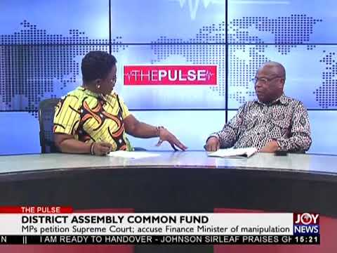 District Assembly Common Fund - The Pulse on JoyNews (29-12-17)