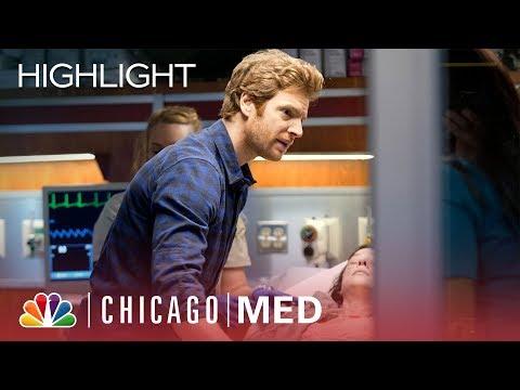 Frozen - Chicago Med (Episode Highlight)