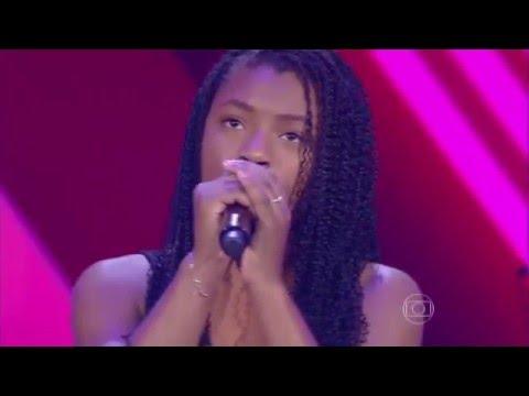 Malu Cavalcanti canta 'Você sempre será' no The Voice Kids - Audições|1ª Temporada