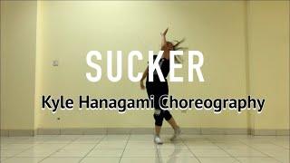 JONAS BROTHERS - Sucker |KYLE HANAGAMI Choreography|Dance cover