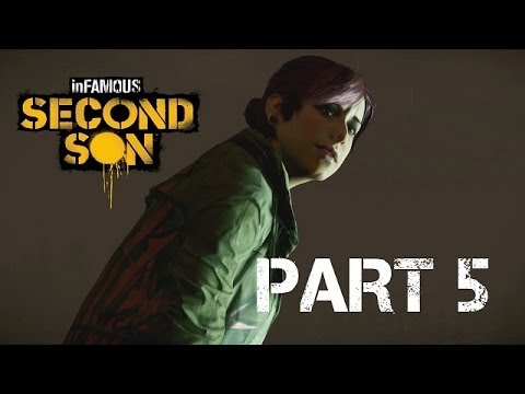 inFAMOUS: Second Son - Gameplay Walkthrough - Part 5 - Cole's Legacy