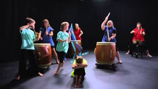 Fort Wayne Taiko and Friends present: The Story of How Taiko was Born