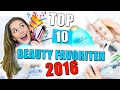 TOP 10 BEAUTY FAVORITEN 2016! ♡ BarbieLovesLipsticks
