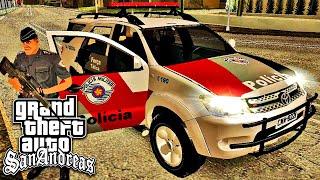 GTA Policia - Acidente de Trânsito