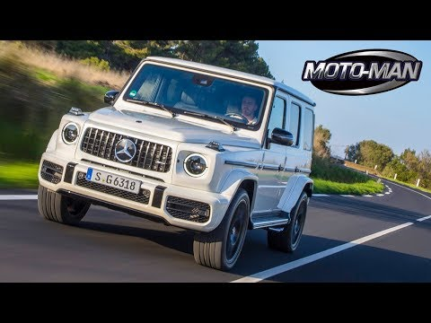 2019 Mercedes AMG G63: A Hot Rod loved by Heads of State, Military & Religion! FIRST DRIVE REVIEW