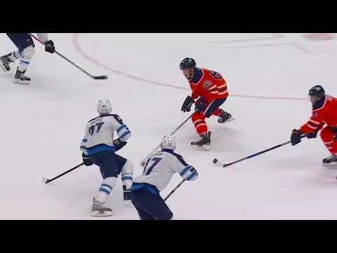 EDMONTON OILERS vs WINNIPEG JETS (Oct 9)