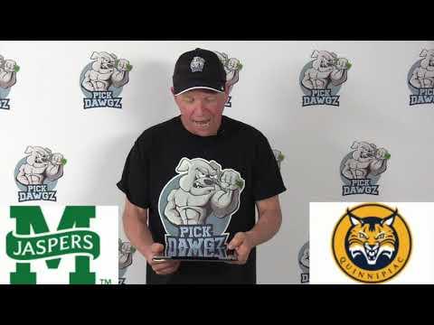 Quinnipiac vs Manhattan 2/9/20 Free College Basketball Pick and Prediction CBB Betting Tips