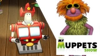 How to get Mahna Mahna Muppet 100% Real in My Muppets Show! [Muppets Theater]