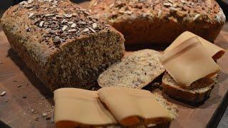 Chefnorway's Homemade Norwegian Bread With Carrot Updated