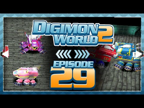 Digimon World 2 - Episode 29 : Fighting My Friends + Data Domain