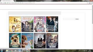 โหลดหนังในเว็บ หรือ Video ไปดูกันฟรีๆ โดยใช้ Chrome