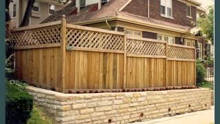Fence Panels Designs | Fences & Gates Collection