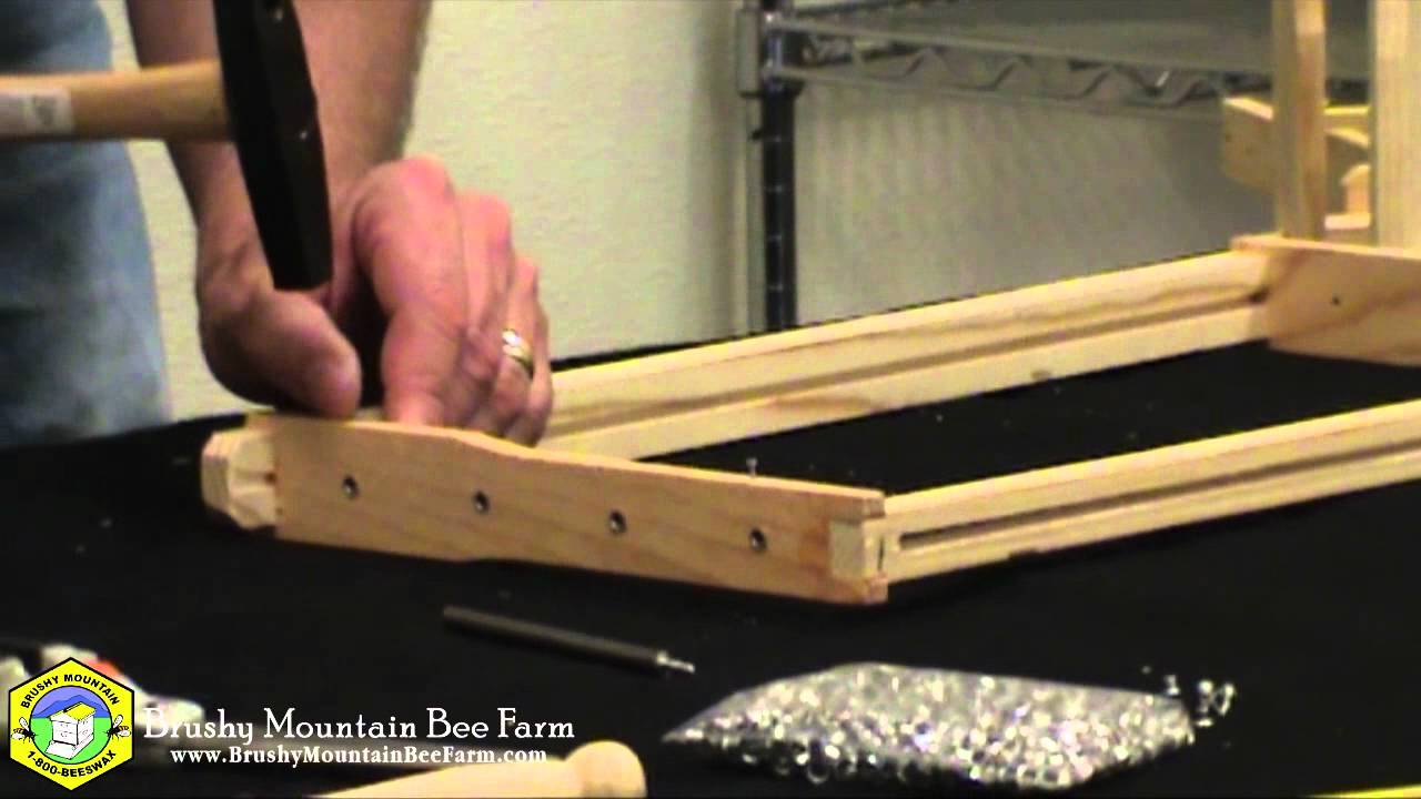 wiring house frame cross-wiring a frame - youtube