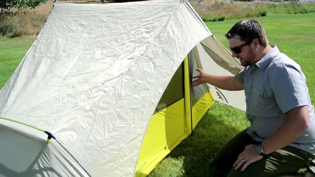 & Sneak Peek - Sierra Designs Flashlight UL2 - YouTube