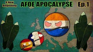 AFOE Apocalypse Countryballs - Ep. 1 - A New Beginning