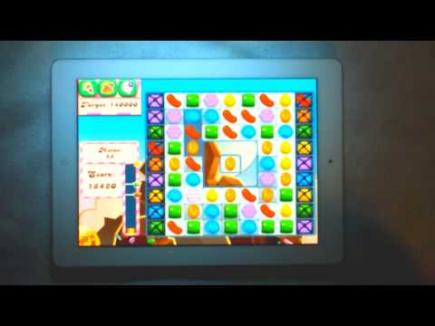 Candy Crush Saga CHEAT - Works on EVERY Level!