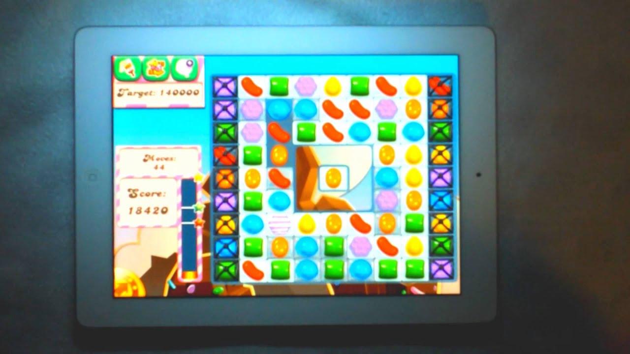 Candy Crush Saga CHEAT - Works on EVERY Level!