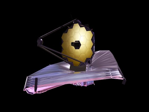 James Webb Space Telescope: A Telescope That Can Look Back 13.5 Billion Years